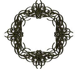 Výšivka ornament 4