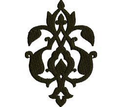 Výšivka ornament 41