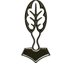 Výšivka ornament 46
