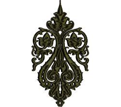 Výšivka ornament 52