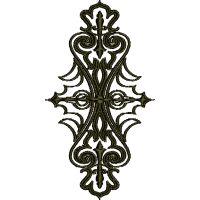 Výšivka ornament 53
