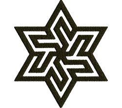 Výšivka ornament 55