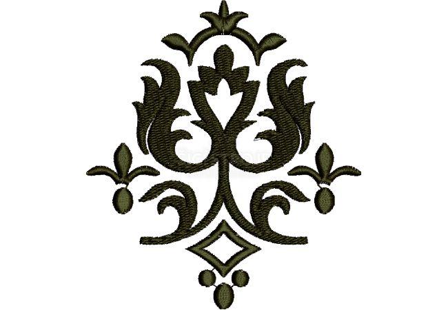 Výšivka ornament 56