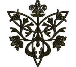 Výšivka ornament 57