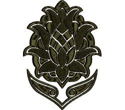 Výšivka ornament 58