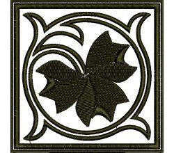 Výšivka ornament 6
