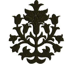 Výšivka ornament 60