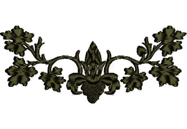 Výšivka ornament 61