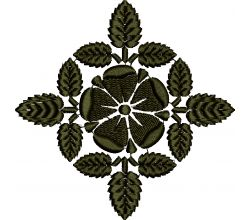Výšivka ornament 64