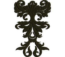 Výšivka ornament 65