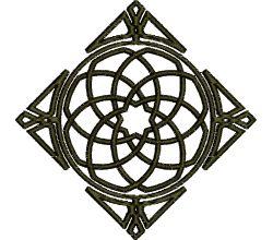 Výšivka ornament 68