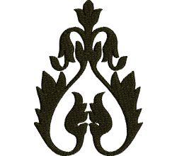 Výšivka ornament 69