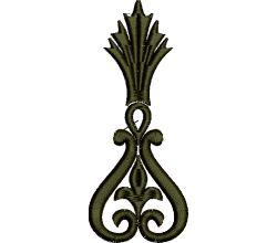 Výšivka ornament 72