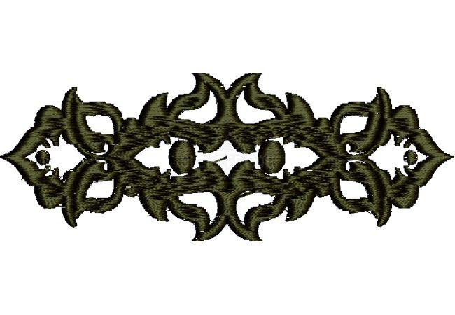 Výšivka ornament 73