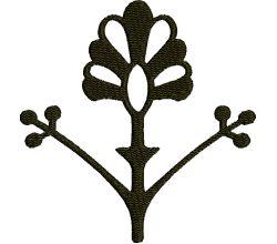 Výšivka ornament 79
