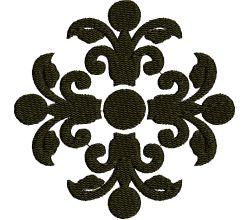 Výšivka ornament 85