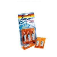 Ferrokal - odvápňovač pro parní a napařovací žehličky