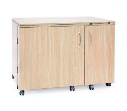 Rozkládací skříňka - stůl pro šicí stroje Texi Sesame Duo O