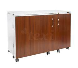 Rozkládací skříňka - stůl pro šicí stroje Texi Sesame Duo T/W