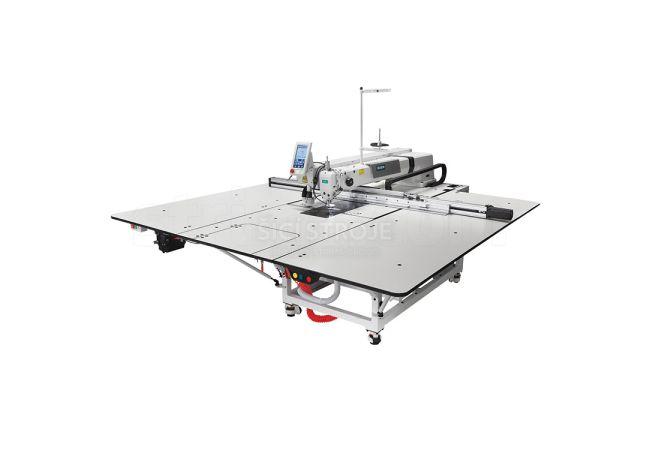 Automat pro šití velkých částí s laserem ZOJE ZJ-M6-GS900-SF-LASER K2-V2 SET