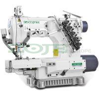 Šicí stroj coverlock Zoje ZJC2521-156M-BD-D3 SET