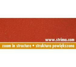 Pěnovka silikonová pro žehlení, potah ELASTIC SILICONE 10MM RED TRANSFER