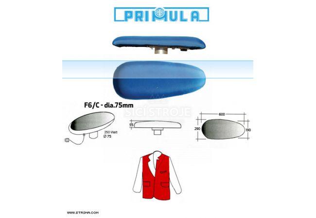 PRIMULA F6/C - dia.75mm