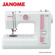 JANOME IT1011 náhradní díly a servis