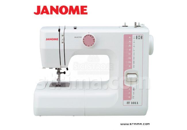 JANOME IT1011