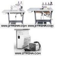 Texi - průmyslové šicí stroje