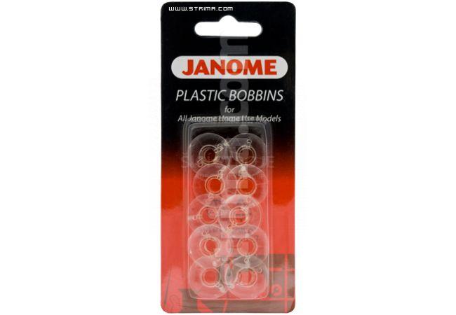 Plastová cívka 200122005 JANOME