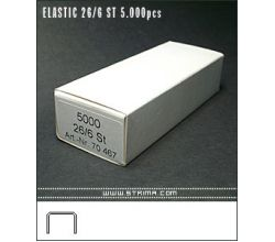 ELASTIC 26/6 ST 5.000pcs