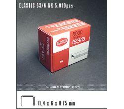 ELASTIC 53/6 NK 5.000pcs