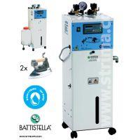Automatický parní vyvíječ BATTISTELLA PLUTONE + 2 žehličky