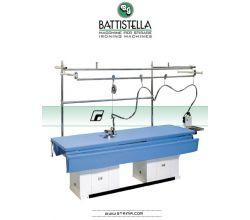 Žehlící stůl s vyvíječem BATTISTELLA URANO FOR CURTAINS