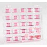 Plastové cívky barevné 200277062 JANOME
