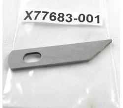 Spodní nůž Husqvarna, Brother X77683-001