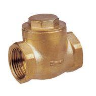 Bezpečnostní ventily - zpětná klapka