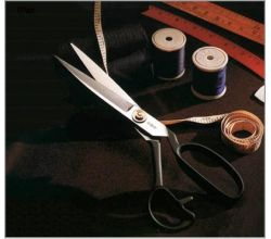 Nůžky A-260 10 DRAGONFLY