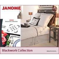 Sada výšivek Janome Blackwork Collection