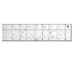 xRastrové pravítko OLFA MQR-15x60 - non slip