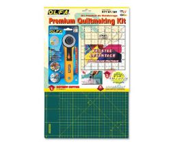 xPremium Quiltmaking Kit OLFA RTY-ST/QR