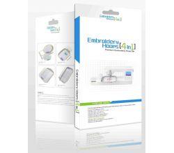 Vyšívací rámečky Sewtech EF82, EF83, EF84, EF85