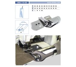 Zakladač pro šicí stroje UMA-110-KD 85/32 M