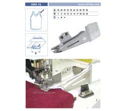 Zakladač pro šicí stroje UMA-16 60/25 M