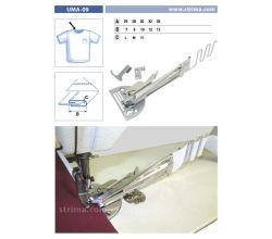 Zakladač pro šicí stroje UMA-09 25/7 L