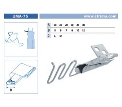 UMA-75 35/10 M