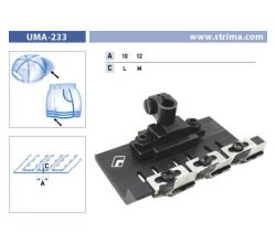 UMA-233 10 M