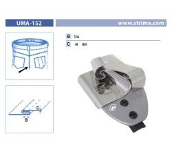 UMA-152 1/4 XH