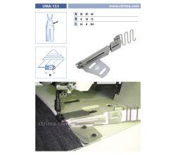 Zakladač pro šicí stroje UMA-153 40/12 M